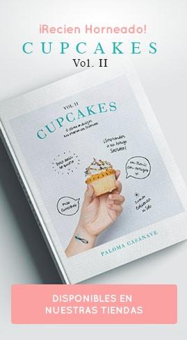 Libro Cupcakes Vol. 2